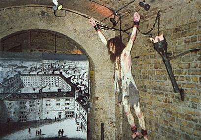 19th century london prison